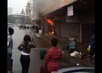 durban cbd looting