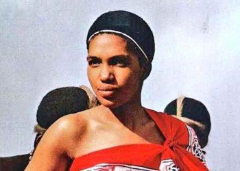 queen Shiyiwe Mantfombi Dlamini-Zulu