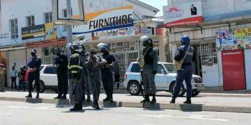 eswatini protests